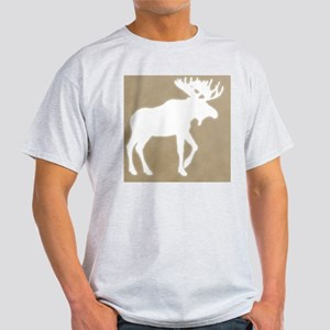 BigMooseOnSand Light T-Shirt