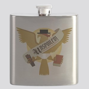 Breaking Bad Unspoiled! Eagle Flask