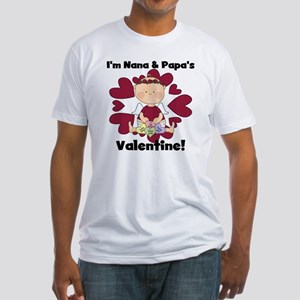 REDNANAPAPAVALENTINEGR Fitted T-Shirt