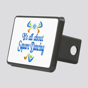 About Square Dancing Rectangular Hitch Cover