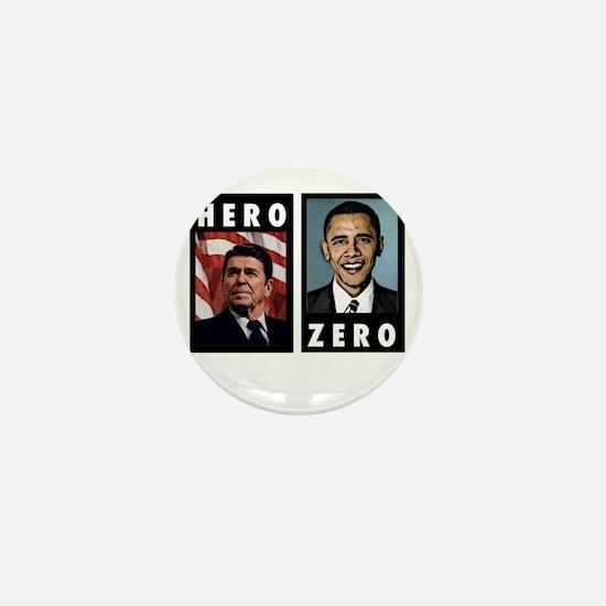 zerohero2forblack Mini Button