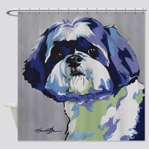 ShihTzu - Ringo s6 Shower Curtain