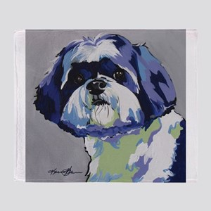 ShihTzu - Ringo s6 Throw Blanket
