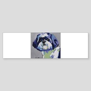 ShihTzu - Ringo s6 Bumper Sticker