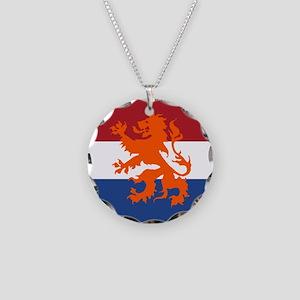 Holland Lion Necklace