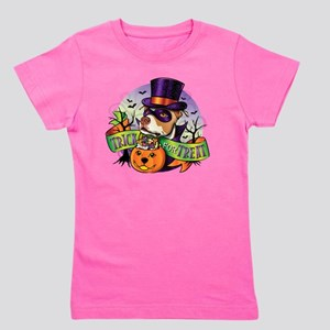 NEW_TRICK_FOR_TREAT Girl's Tee