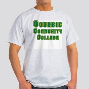 Gogebic Community College Ash Grey T-Shirt