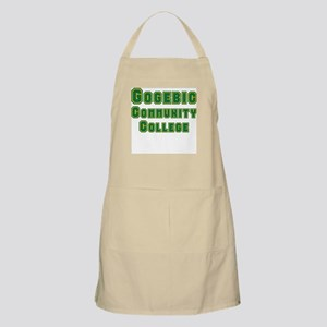 Gogebic Community College BBQ Apron
