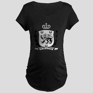 Dillon Crest for Light Maternity Dark T-Shirt