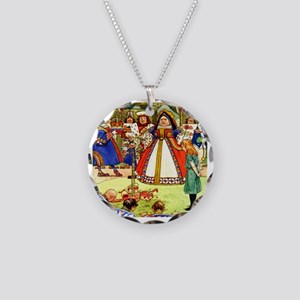 Adams Alice 3_SQ Necklace Circle Charm