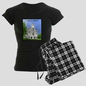 Kirtland Tshirt 10x10 Women's Dark Pajamas