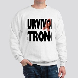 Survivor Strong Sweatshirt