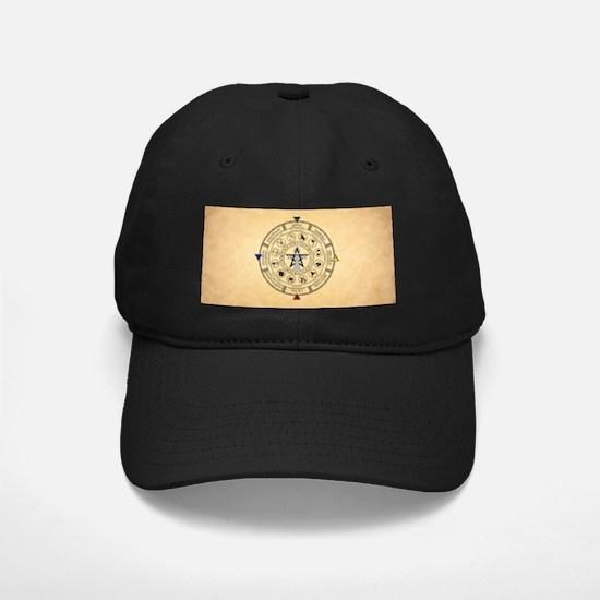 Wheel of the Year Zodiac Sabats Baseball Hat