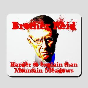 2-Brother Reid Mountain Meadows Mousepad