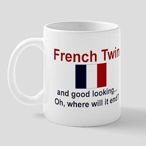 French Twins- Good Lkg Mug