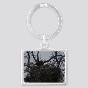 111 Landscape Keychain