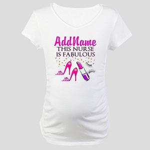 FABULOUS NURSE Maternity T-Shirt