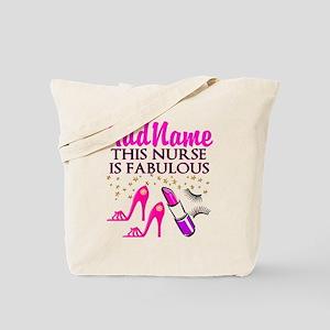FABULOUS NURSE Tote Bag