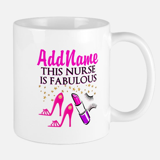 FABULOUS NURSE Mug