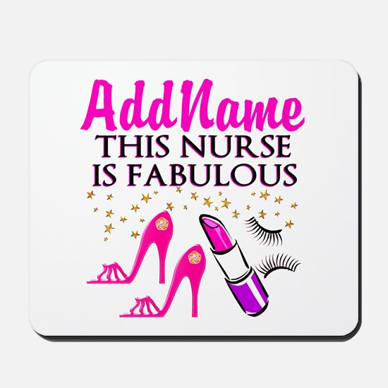 FABULOUS NURSE Mousepad