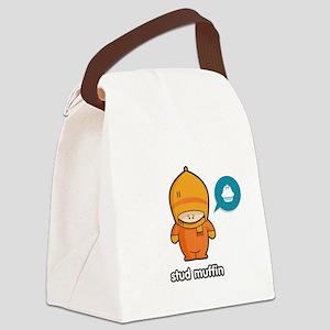 Stud Muffin ORA Canvas Lunch Bag