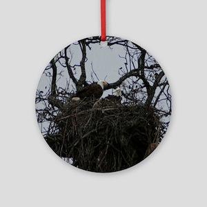 111 Round Ornament