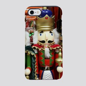 Nutcracker Christmas Soldiers iPhone 7 Tough Case