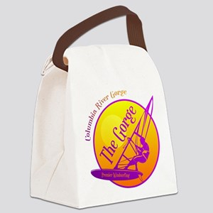The Gorge WS Canvas Lunch Bag