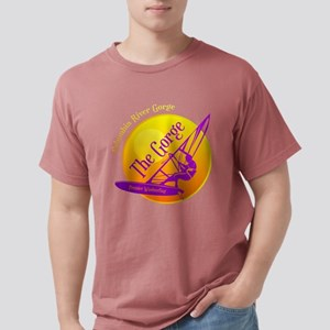 The Gorge (windsurfing) Mens Comfort Colors Shirt