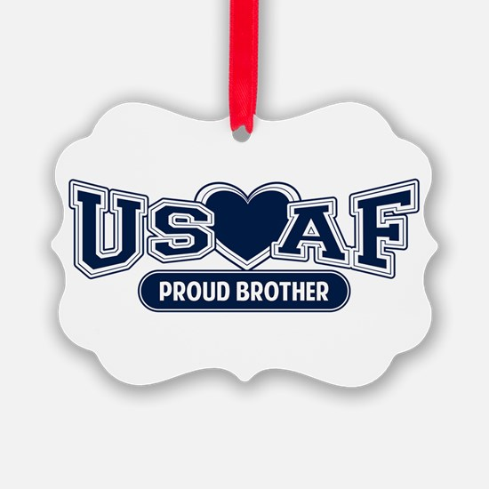 USAFbrother Ornament