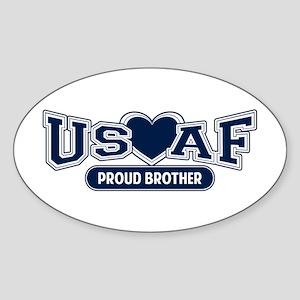 USAFbrother Sticker