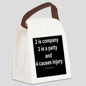 234_jour Canvas Lunch Bag