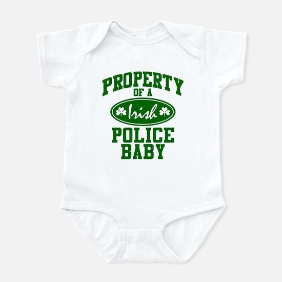 Irish Police Baby Infant Bodysuit