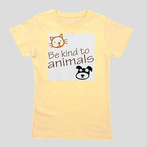 be kind2 Girl's Tee