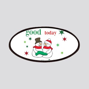 Feel Good Christmas Patches