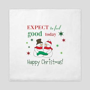 Feel Good Christmas Queen Duvet
