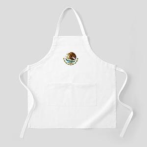 Mexico - Mexican Eagle BBQ Apron