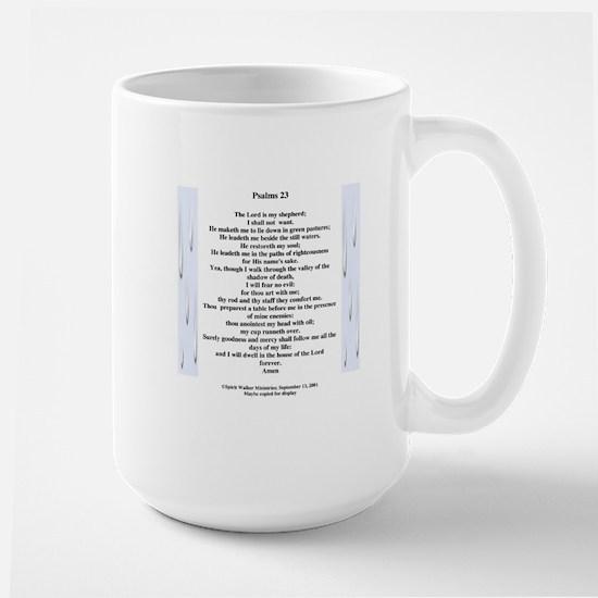 Psalm 23/ Large Mug