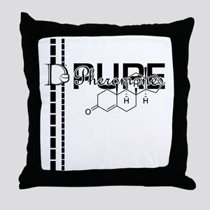 D-Lip Pure Throw Pillow