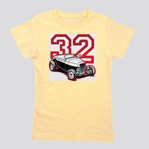 red 32 ford Girl's Tee