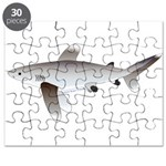 Oceanic Whitetip Shark Puzzle
