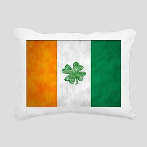 irish5 Rectangular Canvas Pillow