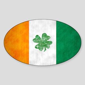 irish5 Sticker (Oval)