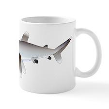 Oceanic Whitetip Shark c Mugs