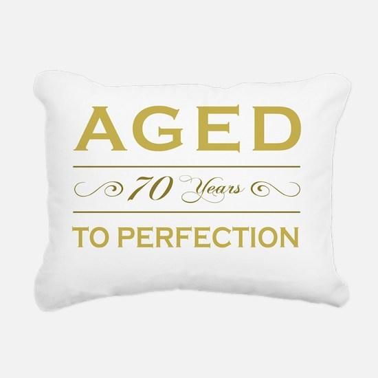 fancy_70 Rectangular Canvas Pillow