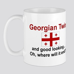 Georgian Twins-Good Lkg Mug