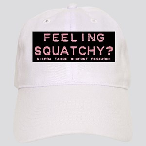 2-FEELING SQUATCHY Pink Cap