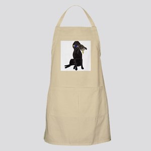 lab with duck BBQ Apron
