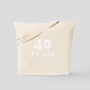 model_40_dark Tote Bag