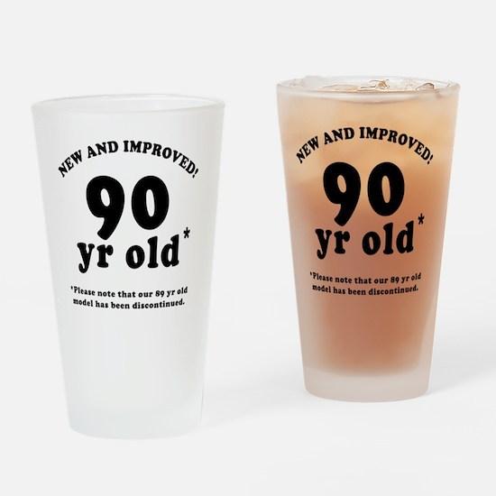 model_90_light Drinking Glass